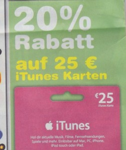 iTunes netto