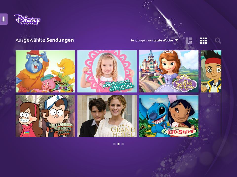 Disney Mediathek