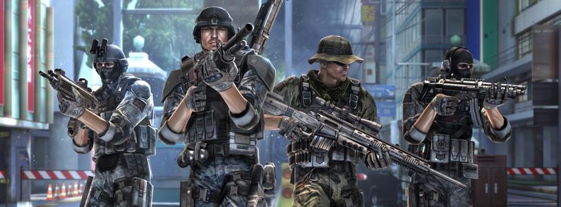 Modern Combat 5 Klassen