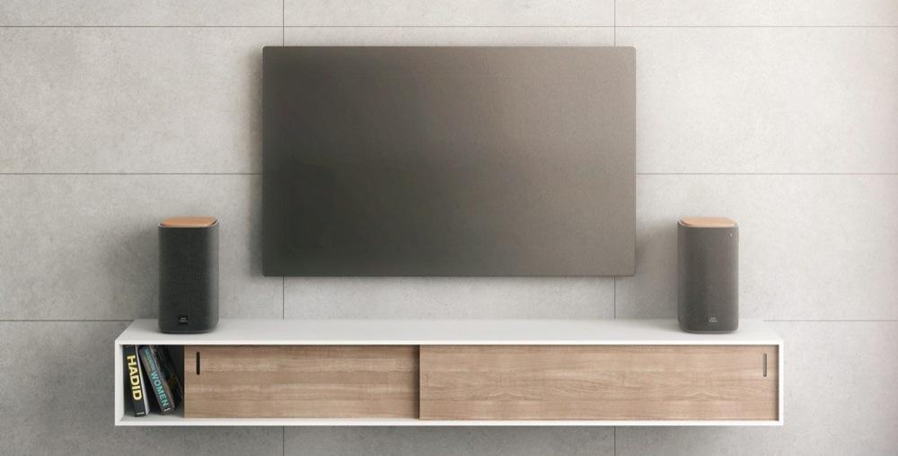 Philips Fidelio E3 Fernseher
