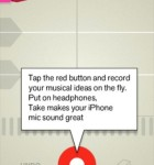 Take Creative Vocal Recorder 1