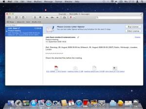 Letter Opener öffnet Winmail.dat automatisch