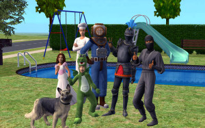 Die Sims 2 Screenshot