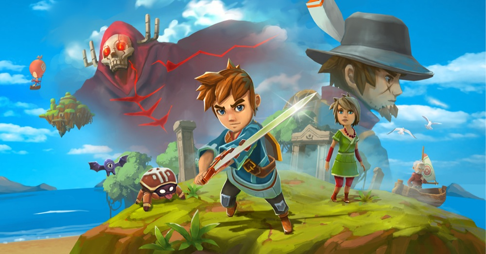 Oceanhorn Game of the Year Edition