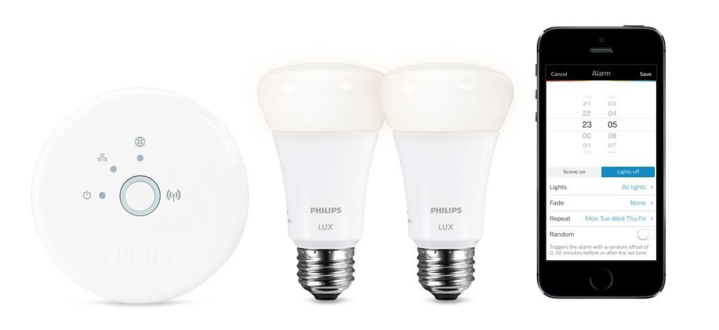 Philips Hue Lux Starter Set