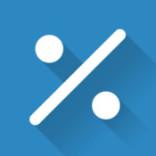 Prozentrechner Icon
