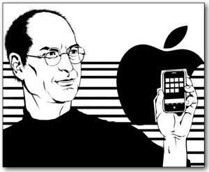 Steve Jobs Copyright Schwarzkopf
