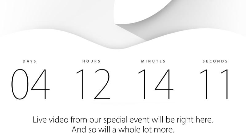 Apple Live-Stream