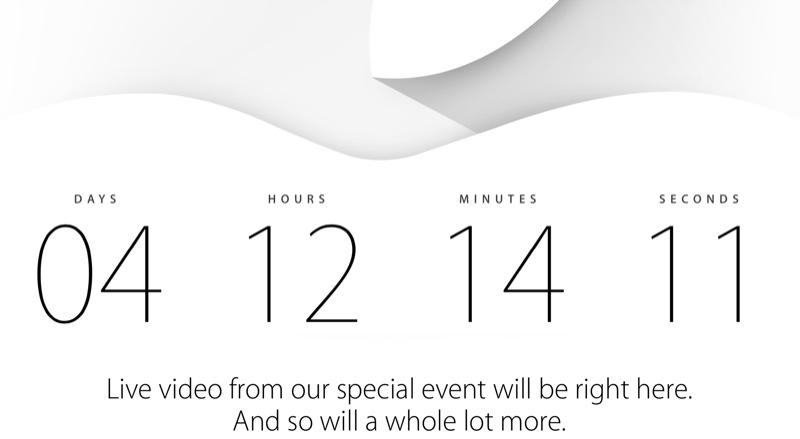 Apple Live-Stream