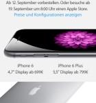Apple Store App iPhone