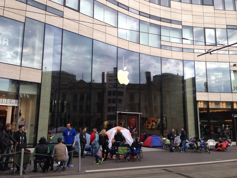 Apple Store DUS