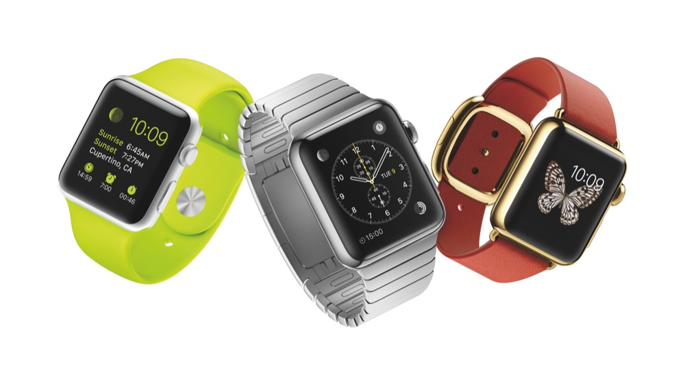 Apple Watch Editionen