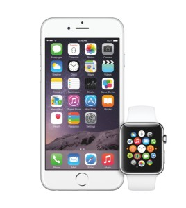 Apple Watch mit iPhone