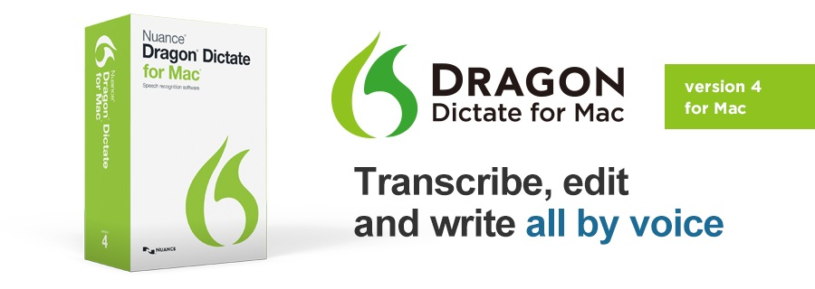 Dragon Dictate 4
