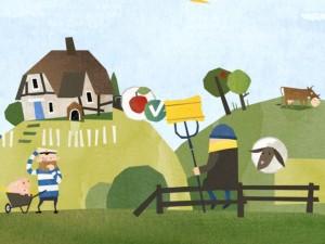 Fiete - Ein Tag auf dem Bauernhof 2