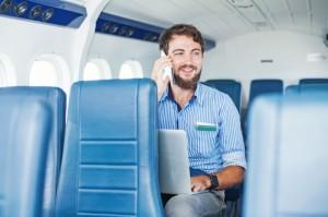 Foto Flugzeug iPhone