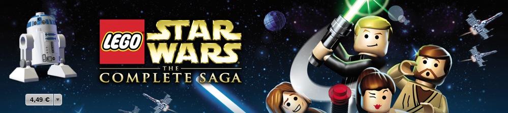 LEGO Star Wars Banner