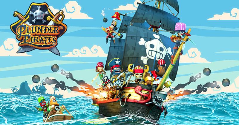 Plunder Pirates 1