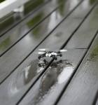 Rolling Spider am Boden