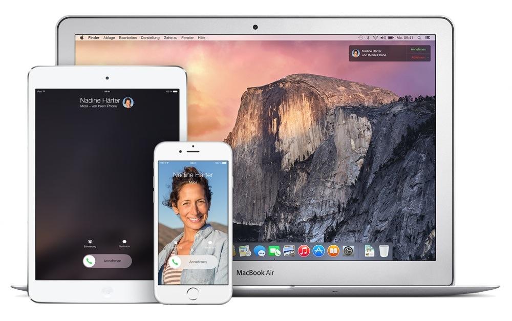 iPad telefonieren