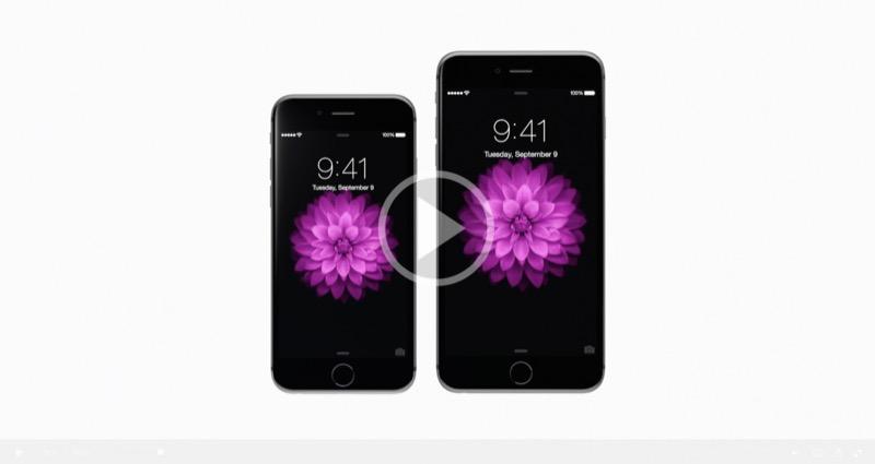 iPhone 6 Aufzeichnung