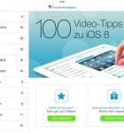 100 Video-Tipps zu iOS 8 1