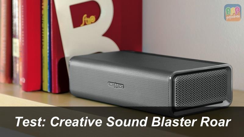 Creative Sound Blaster Roar Vorschau