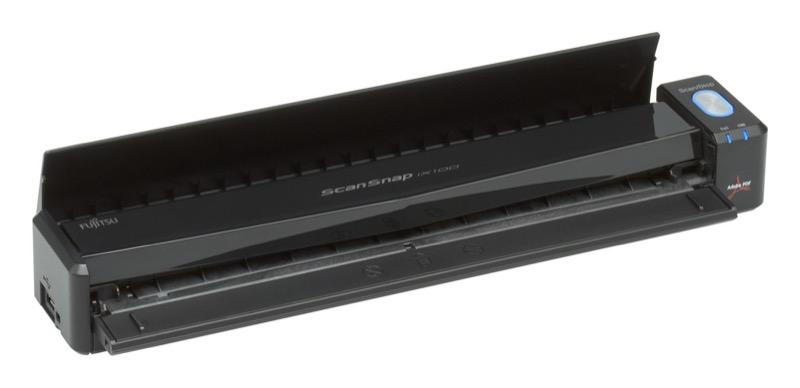 Fujitsu ScanSnap iX100 2
