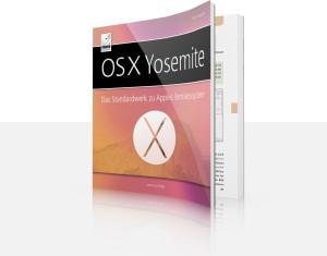 OS X Yosemite Buch