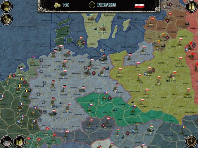 2 Weltkrieg Strategiespiel