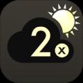 Wetter 2x Icon