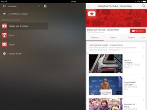 YouTube Fehler