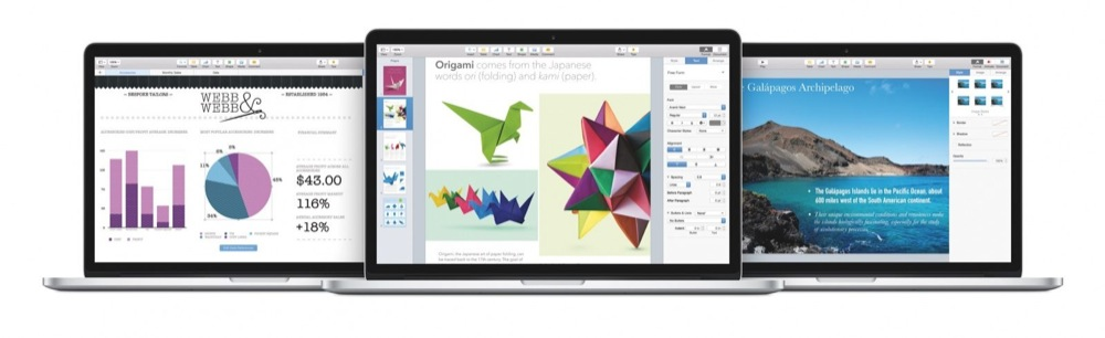 iWork Suite Mac