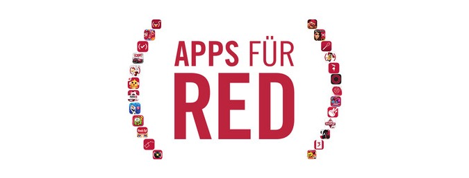 Apps fuer RED