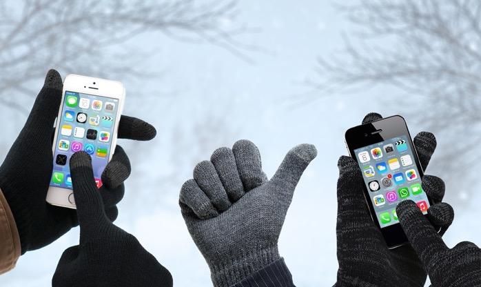 Avance Touchscreen Handschuhe