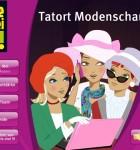 Die Drei !!! Tatort Modenschau 1