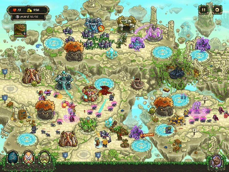 Kingdim Rush Origins 3