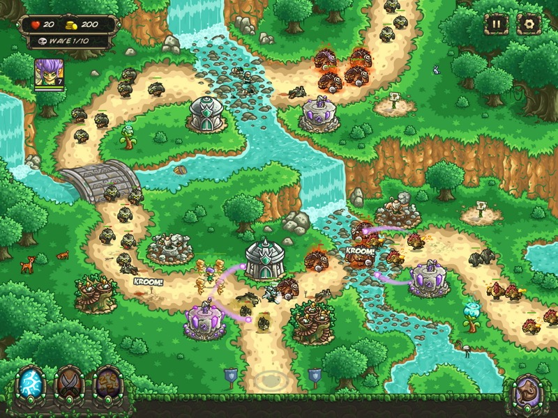 Kingdom Rush Origins 4