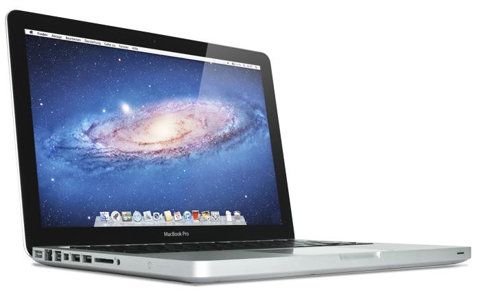 MacBook Pro ohen Retina