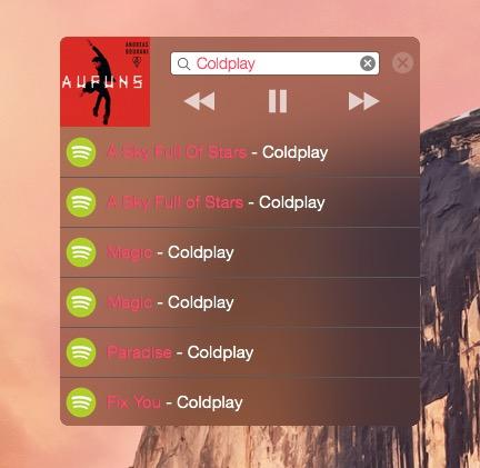 MiniPlayer Mac 1