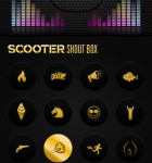 Scooter Shoutbox