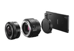 Sony ILCE-QX1L 2