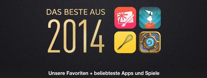 Apple Das Beste aus 2014