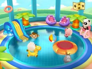 Dr. Pandas Swimmingpool 3