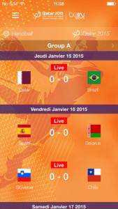 Qatar 2015 Live