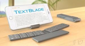 Textblade 1