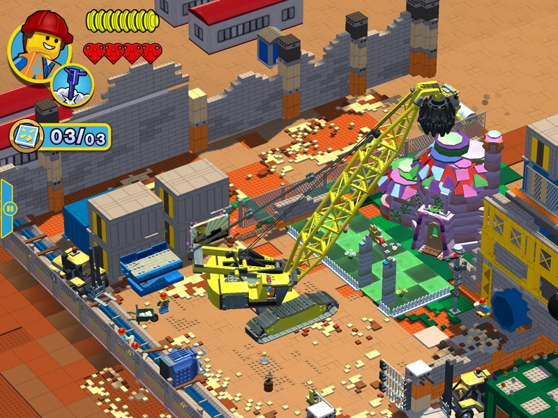 The LEGO Movie Video Game 2