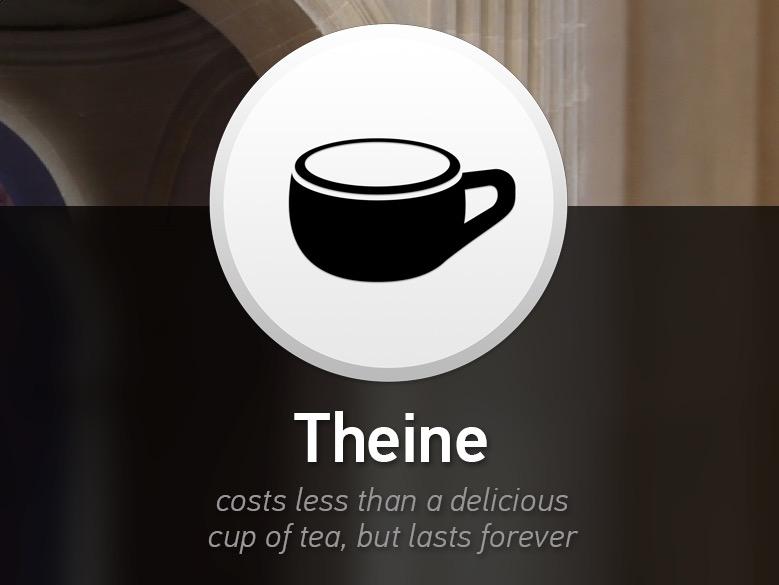 Theine