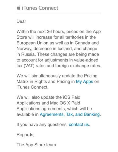 apple preise app store