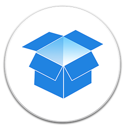App for Dropbox Icon